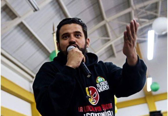Inti Asprilla, el rebelde de los verdes que quiere una alianza con Petro