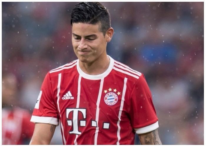 El desprecio del Bayern Munich a James Rodríguez