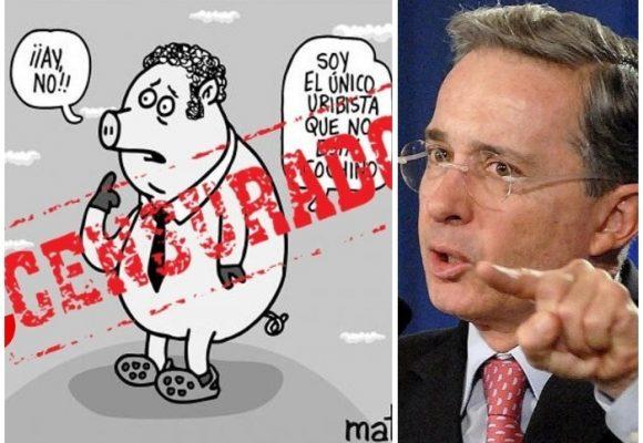 Álvaro Uribe, otra víctima de Matador
