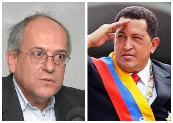 """VIDEO. José Obdulio Gaviria: """"Hugo Chávez solo tiene admiración y respeto de mi parte"""""""