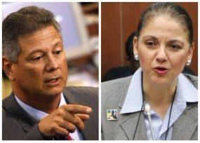La desfondada de Sucre: se quedó solo con 2 senadores