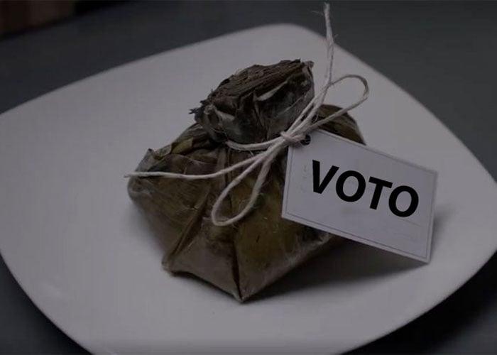 Columnas, tamales y democracia - Las2orillas