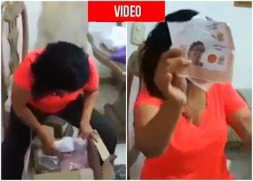 VIDEO: Votos de Petro que terminaron en la basura
