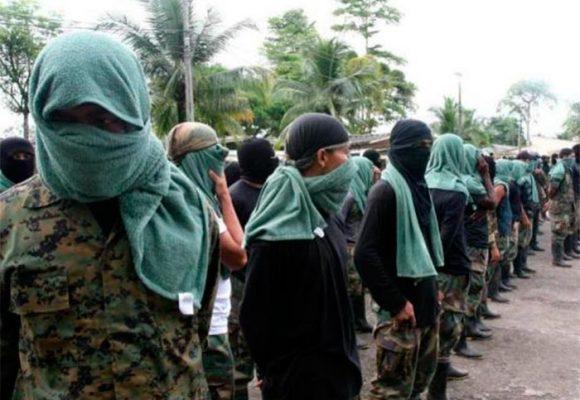 Guerrillerización y paramilitarización perviven