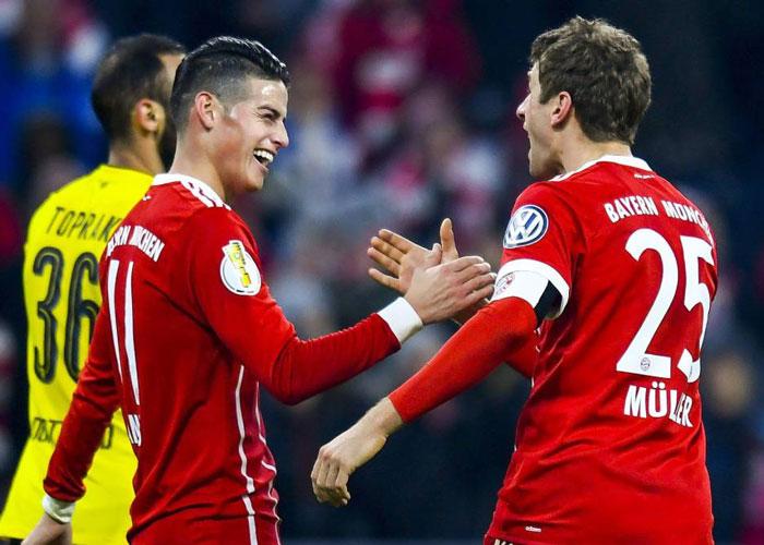El Bayern no desprecia el sabor del café