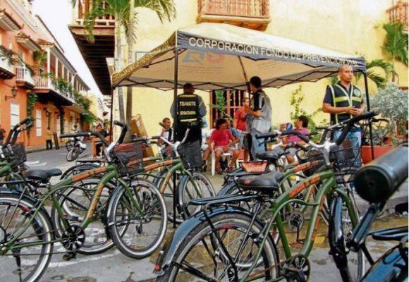 Bicicleta y otras aberraciones cartageneras