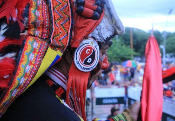 Cúcuta Deportivo: rojo y negro de la cuna hasta el cajón