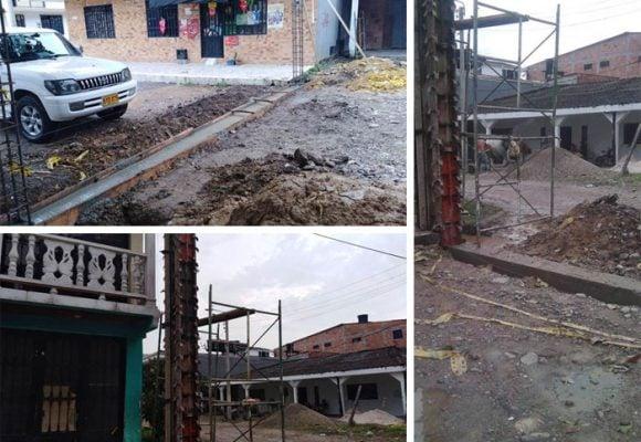 ¿Se roban las vías en Villavicencio?