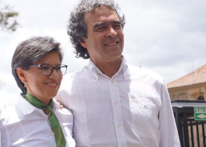 Claudia López, la vice que puede acabar con la candidatura de Fajardo