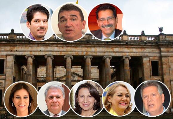 Los nuevos senadores que llegaron empujados. Ranking de los menos votados