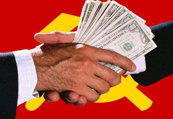 ¿Corrupción, otra forma de lucha del comunismo?
