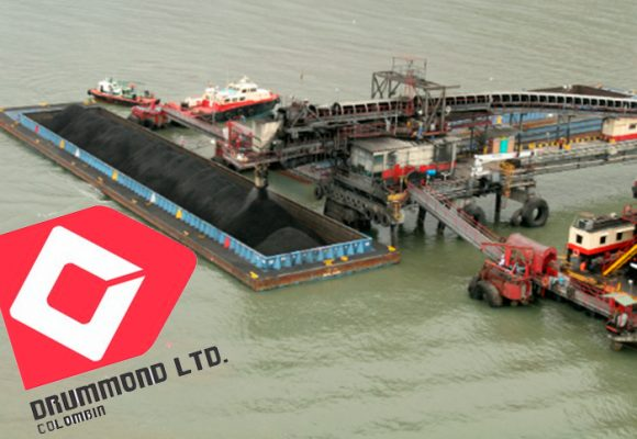 La mancha que deja la Drummond en Colombia