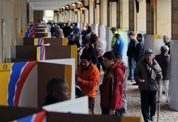 El sistema electoral colombiano: caduco, ineficiente y amañado