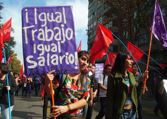 Mujer, una pelea diaria por la igualdad