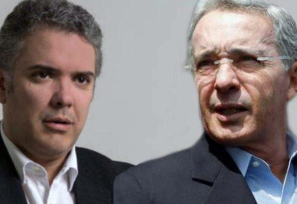 ¿El que dice Uribe es el elegido?