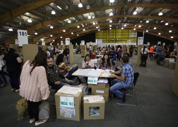 Reflexiones: elecciones 11 de marzo de 2018
