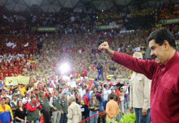 Entre el Frente Amplio y el Movimiento Somos Venezuela: un cambio de imagen para un mismo escenario