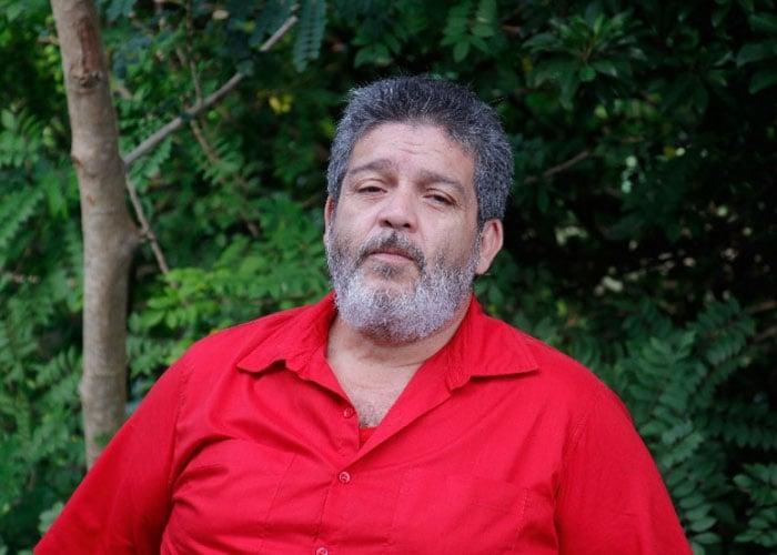 Marcos Calarcá fue a mercar en Cali
