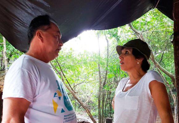 Informar en un país hostil como Colombia