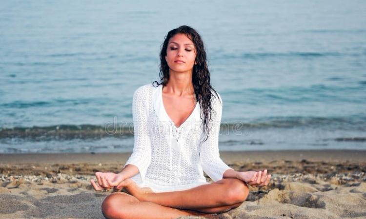 Meditar como parte del tratamiento