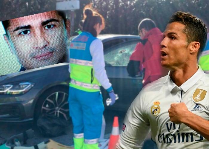 El narco colombiano que mataron con 12 tiros de fusil era vecino de las estrellas del Real Madrid