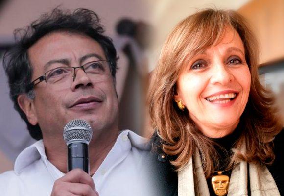 Una mujer, la inesperada fórmula vicepresidencial de Gustavo Petro