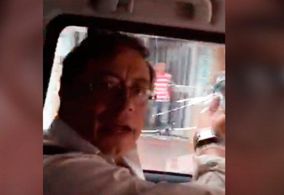 VIDEO: Así atacaron a Petro en Cúcuta