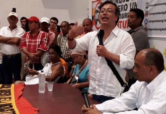 Gustavo Petro y 'Las venas abiertas de América Latina'