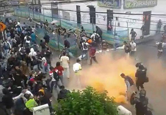 Polarización y vientos de guerra civil en Colombia