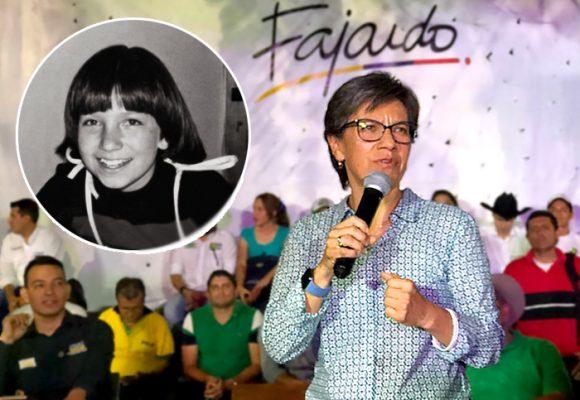 La herida que no le sana a Claudia López