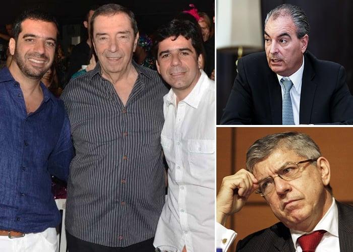 Moñona de la casa Char: 4 senadores y 4 cámaras