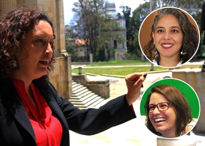 Angélica Lozano, la mujer más votada de Colombia