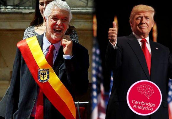 ¿Manipulación de la empresa asesora de Trump en el triunfo de Peñalosa?