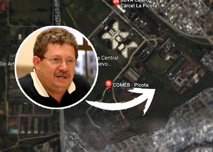 El paraíso en La Picota en donde el exalcalde Ramiro Suárez y otros políticos siguen mandando