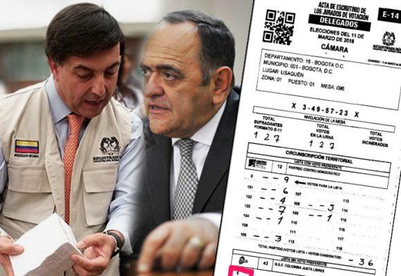 Nuevo garrotazo al resultado electoral: se salvaría Colombia Justa Libres