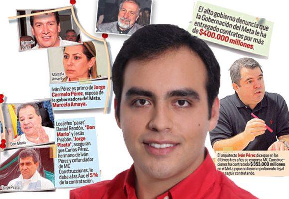 Alejandro Vega y sus antecedentes como nuevo representante del Meta