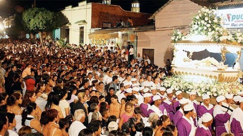 Vivir la Semana Santa en Sabanalarga, Atlántico