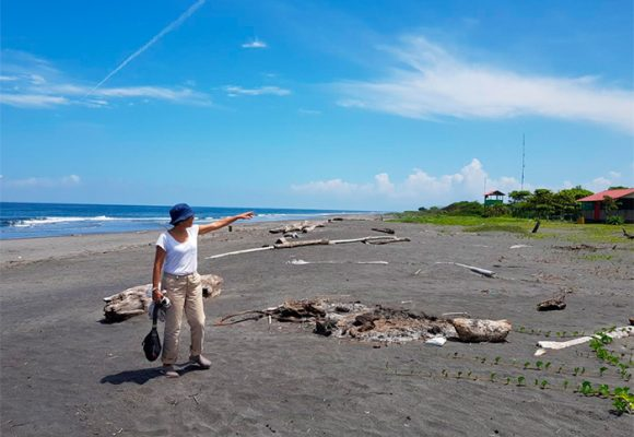 Bocagrande, el pueblo colombiano al que lo borró un tsunami
