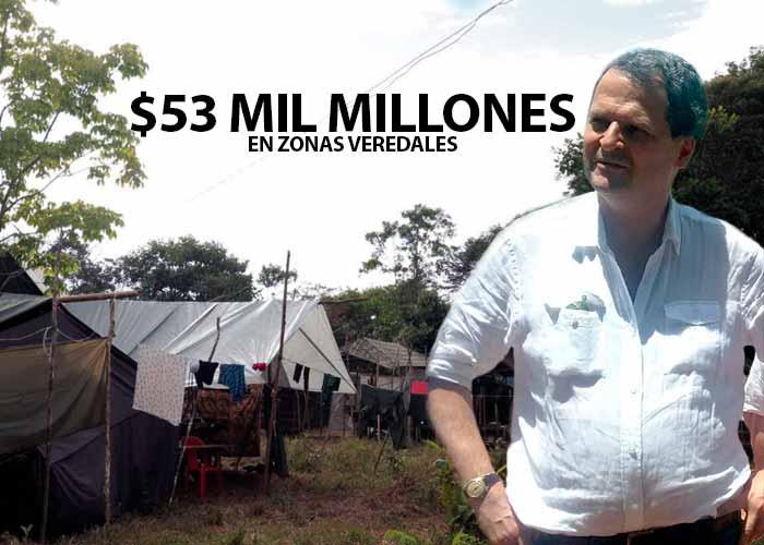 El otro escándalo de corrupción con la plata de la paz: las zonas veredales