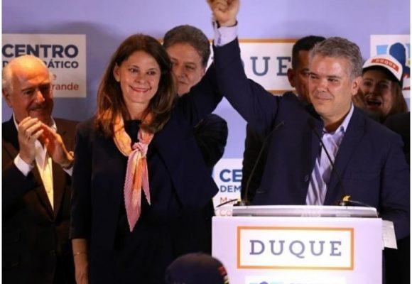 Las bases conservadoras se van con la fórmula Duque-Marta Lucía Ramírez