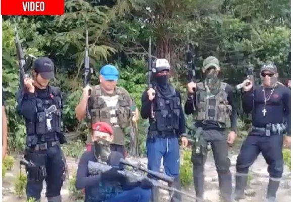 VIDEO. Se calienta el Catatumbo: declaración de guerra de 'Los Pelusos' al ELN