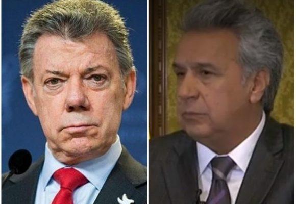 Santos se enteró por televisión que Ecuador no iba más con los diálogos del ELN