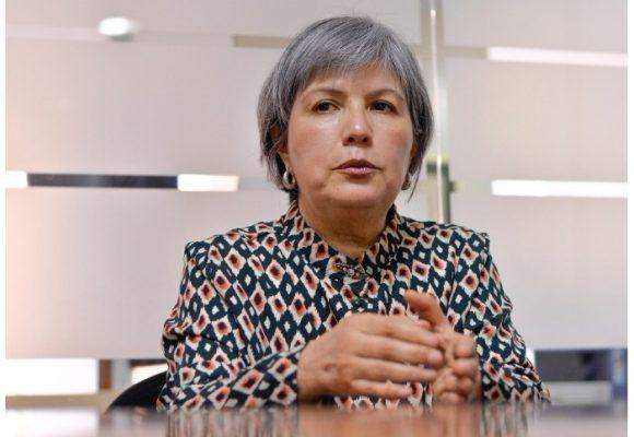 La poderosa presidenta de la JEP