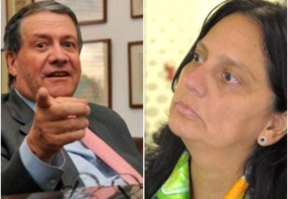 El rector de Los Andes cortó por el hilo más delgado: sacó al novio de Gloria Ospina
