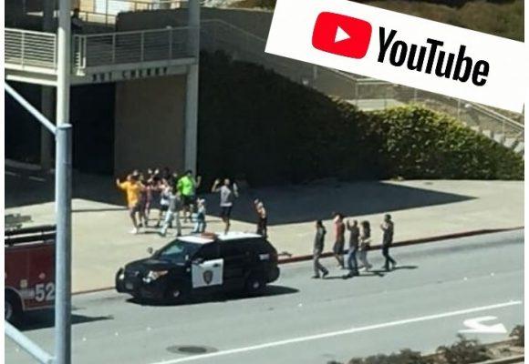Tiroteo en las oficinas de YouTube, en Estados Unidos