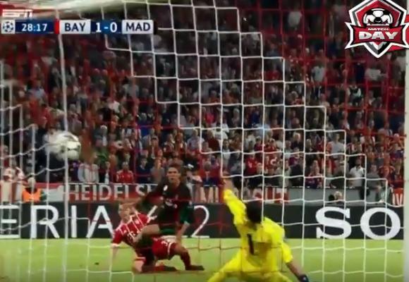Empezó la venganza de James contra Zidane: pase gol y Bayern se pone arriba. Video