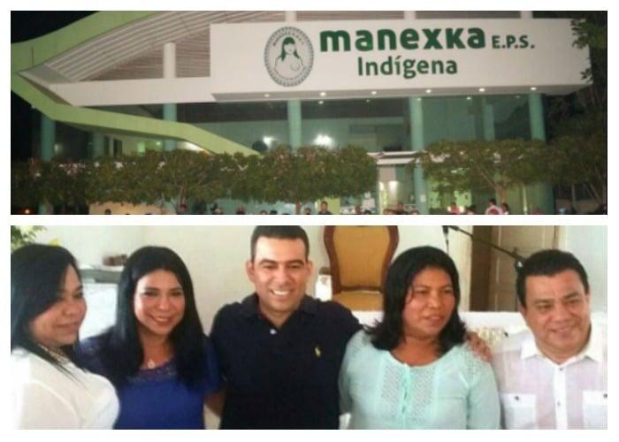 La salud de mas de 210 mil indígenas vuelve a manos de los clan político de los Pestana