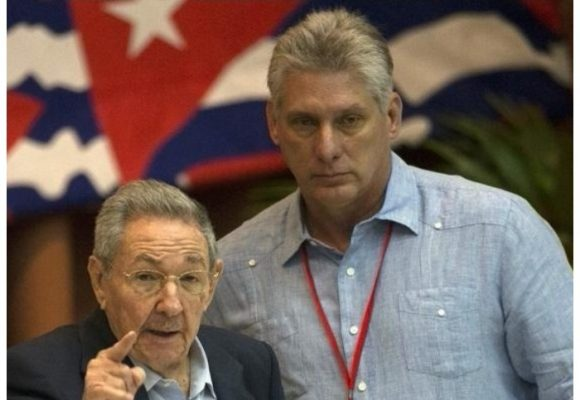 Adiós, Raúl Castro, adiós