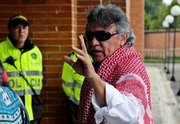 Es la segunda huelga de hambre con propósitos políticos de Jesús Santrich