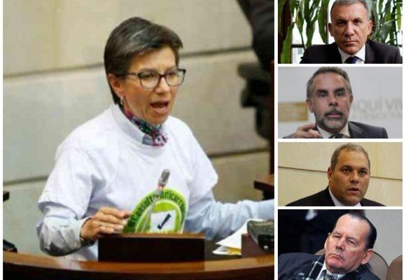 El rabo de paja de los senadores que no quisieron votar contra la corrupción